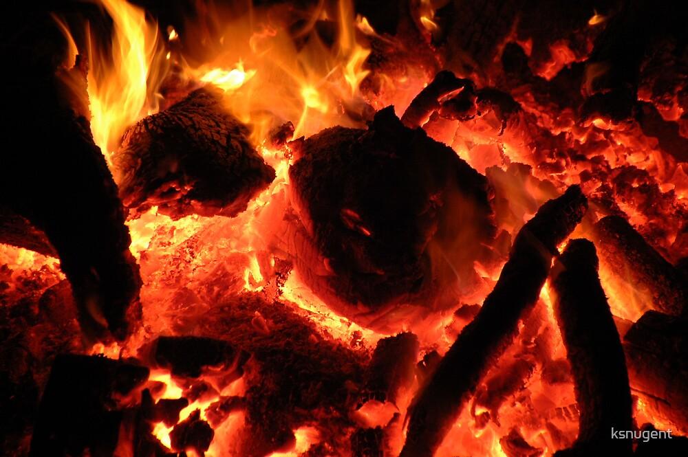 Campfire by ksnugent