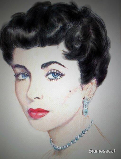 Lovely Liz... by Siamesecat