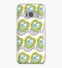 Blonde Mermaid Gopher Samsung Galaxy Case/Skin