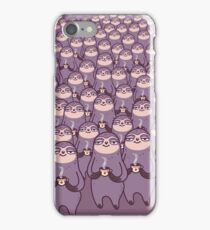 Sloth-tastic! iPhone Case/Skin