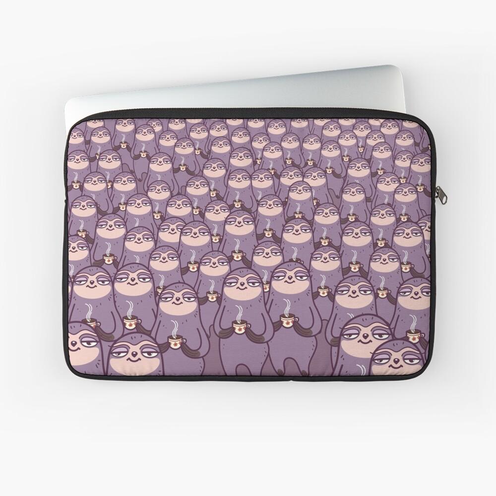Sloth-tastic! Laptop Sleeve