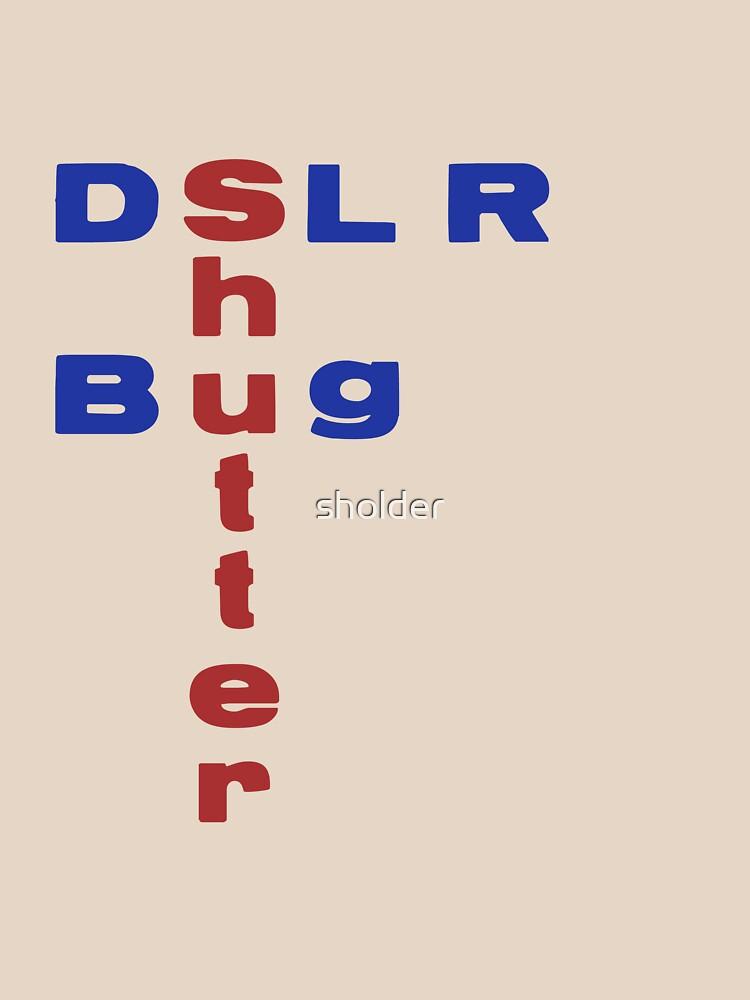 DSLR Shutter Bug by sholder
