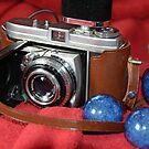 Kodak Retina Ib by John Schneider