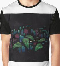 Ojos en la oscuridad Graphic T-Shirt