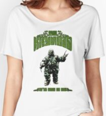 Seeds of Doom Plant Monster Women's Relaxed Fit T-Shirt