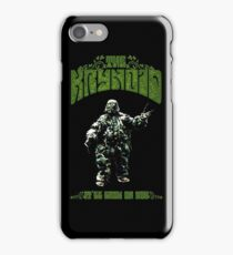 Seeds of Doom Plant Monster iPhone Case/Skin