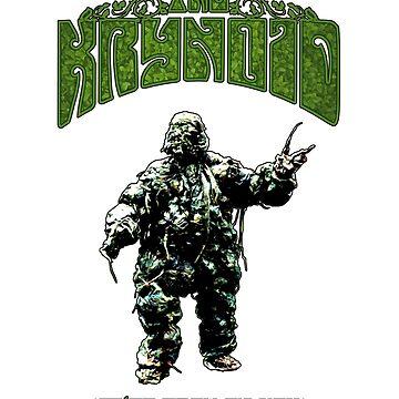 Seeds of Doom Plant Monster by DeadMonkeyShop