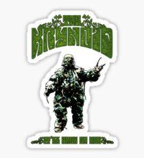Seeds of Doom Plant Monster Sticker