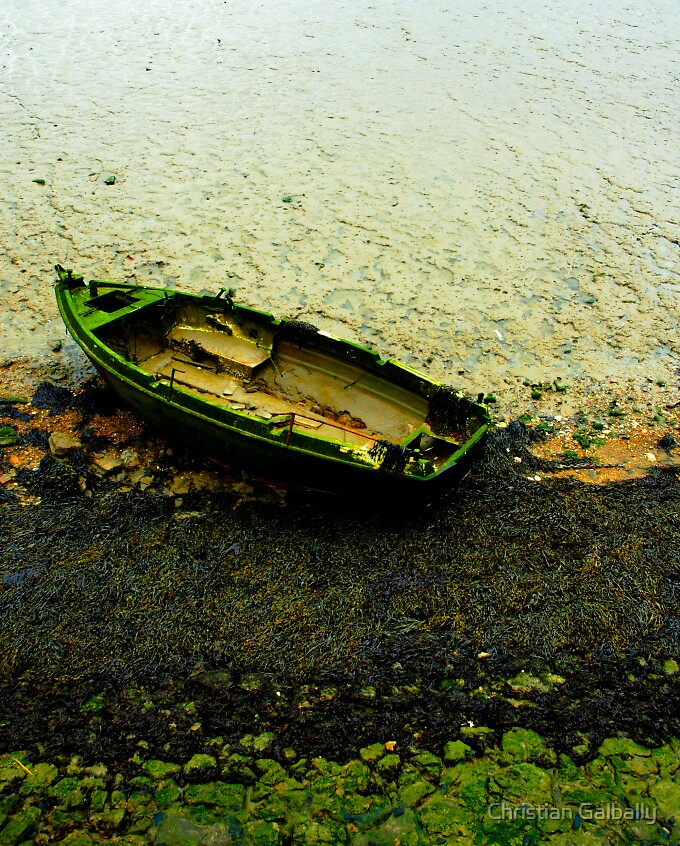 Greenboat by Christian Galbally