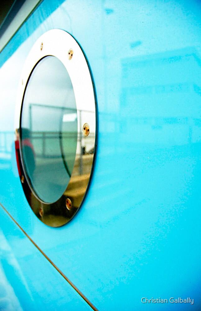 Porthole by Christian Galbally