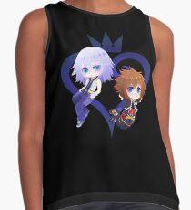 Kingdom Hearts Contrast Tank