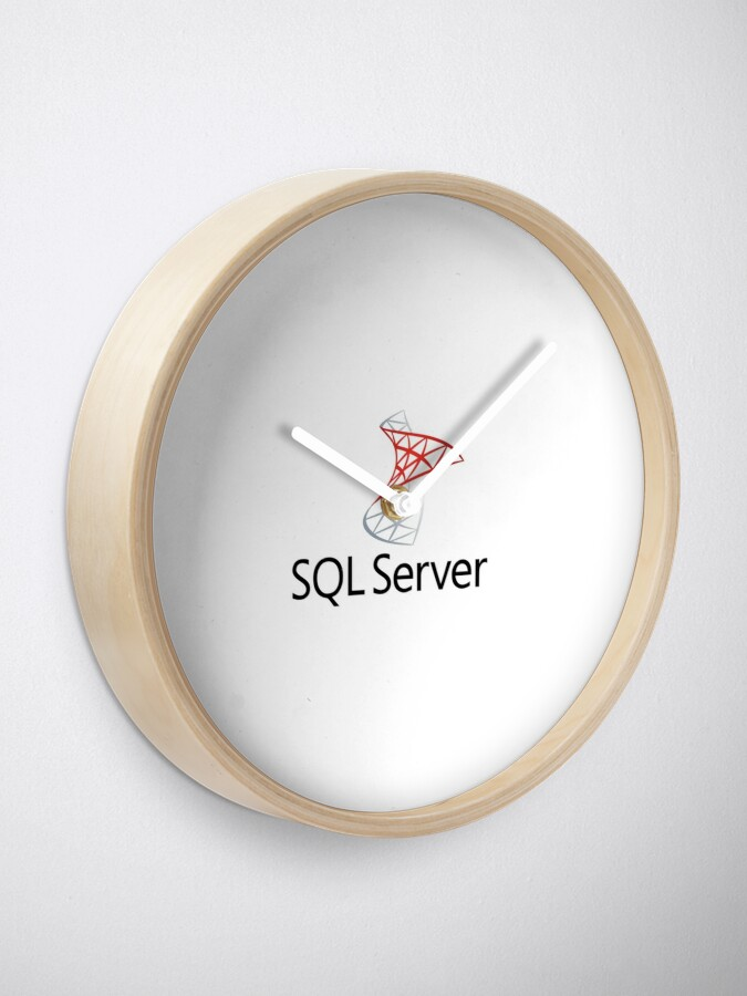 Alternate view of sql server Clock