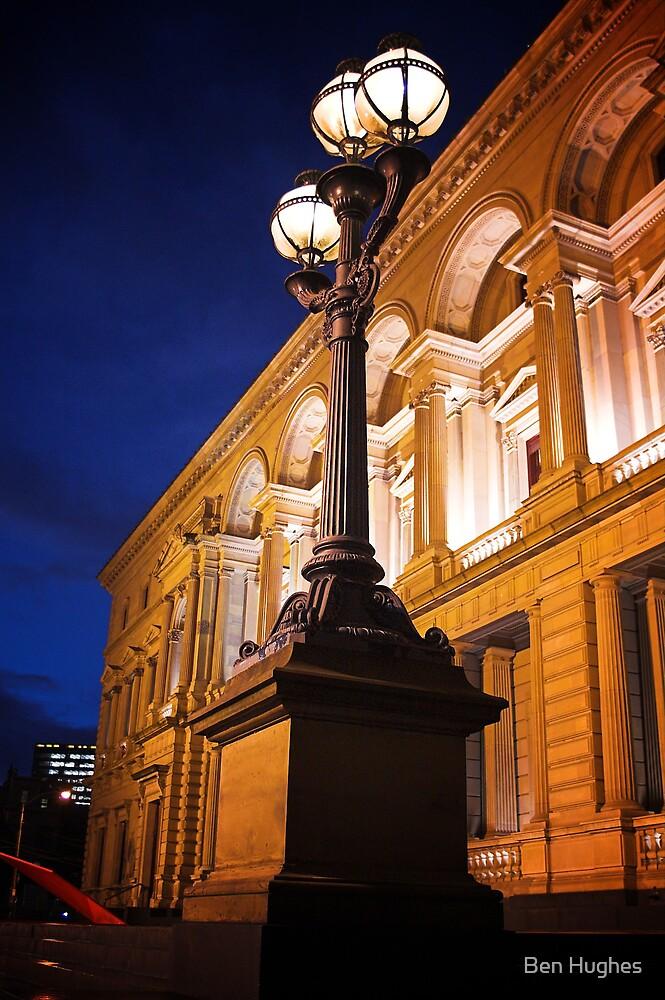 Museum by Ben Hughes