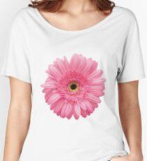 pink chrysanthemum Women's Relaxed Fit T-Shirt
