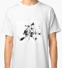 """""""Without Doubt"""" Couple in love - ink drawing Classic T-Shirt"""