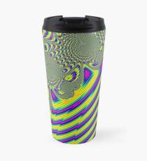 Looks Like a Peacock Travel Mug