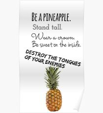 Malicious Pineapple Poster