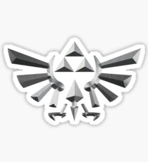 zelda triforce Sticker