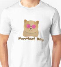 Purrfect Day Unisex T-Shirt