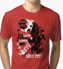 Slayer (2) Tri-blend T-Shirt