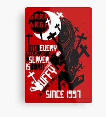 Slayer (2) Metal Print