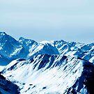 The French Alps by Imi Koetz