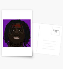 Chief Keef-300 Postcards