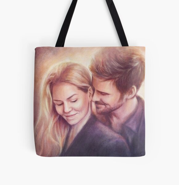 Something Smells Delicious All Over Print Tote Bag