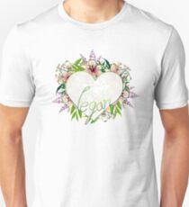 Love Vegan Unisex T-Shirt