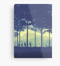 Stand By Me Metal Print