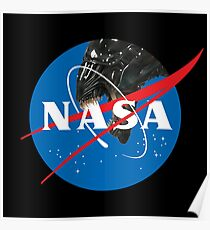 Alien NASA Poster