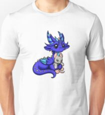 Dragon with Mouse Plushie Unisex T-Shirt