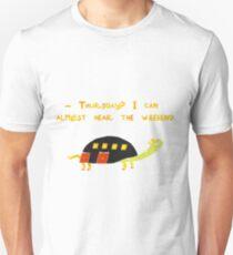 Happy Thursday Turtle Unisex T-Shirt