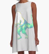 Bulbasaur A-Line Dress