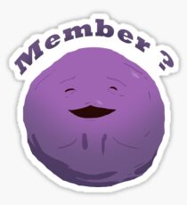 South Park Member berries Sticker