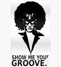 Captain falcon disco Poster