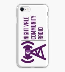 Night Vale Community Radio iPhone Case/Skin