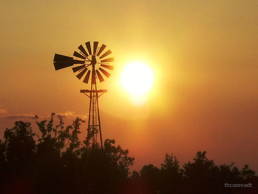 Southern windmill by thcoonradt