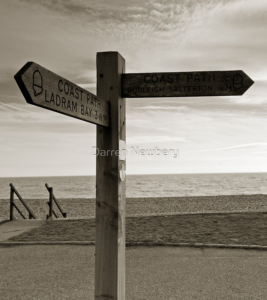 This Way... by Darren Newbery