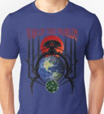 War of the Worlds Martian Spacecraft Unisex T-Shirt