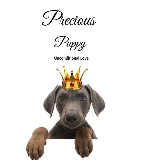 Precious Puppy by michaella777