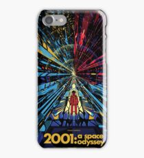 2001 A Space Odyssey - Movie Poster iPhone Case/Skin
