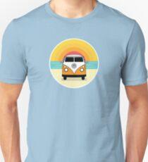 Van Down by the Ocean Unisex T-Shirt