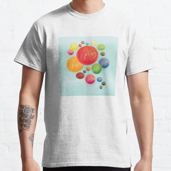 Going in Circles Classic T-Shirt