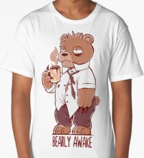 Bearly Awake Long T-Shirt