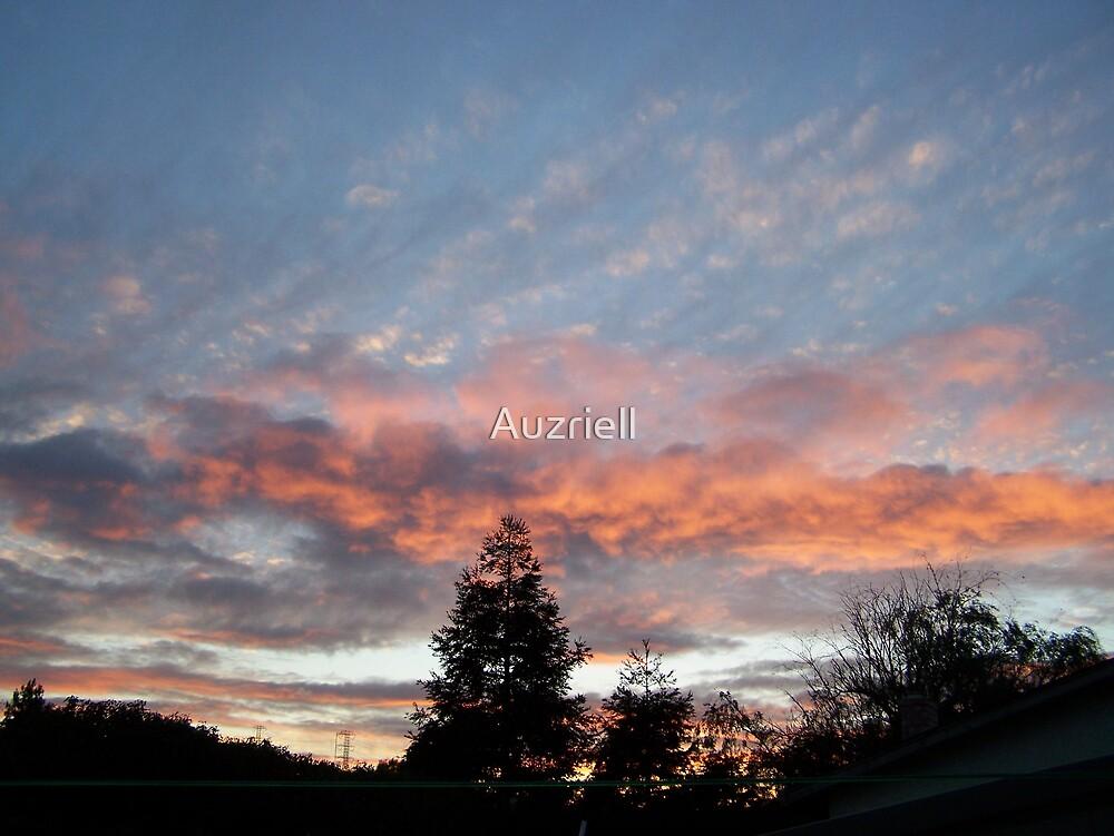 Beautiful Sunset by Auzriell