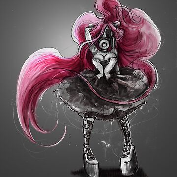 Rainbow Punk: Pinky Punk by BIcicle