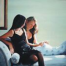 Secret Place VI by Melissa Mailer-Yates