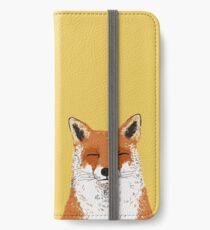 Mr. Fox iPhone Wallet