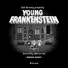 YOUNG FRANKENSTEIN 16-bit by theoluk